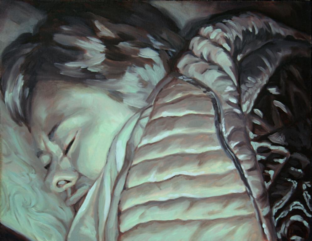 Mother Sleeping 5